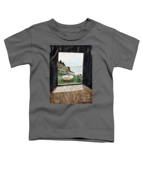 Dry Docked Toddler T-Shirt