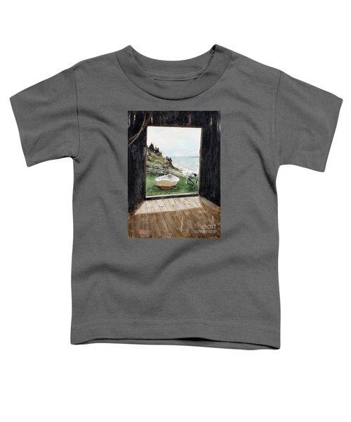 Dry Docked Toddler T-Shirt
