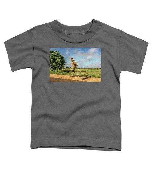 Drying Rice Toddler T-Shirt