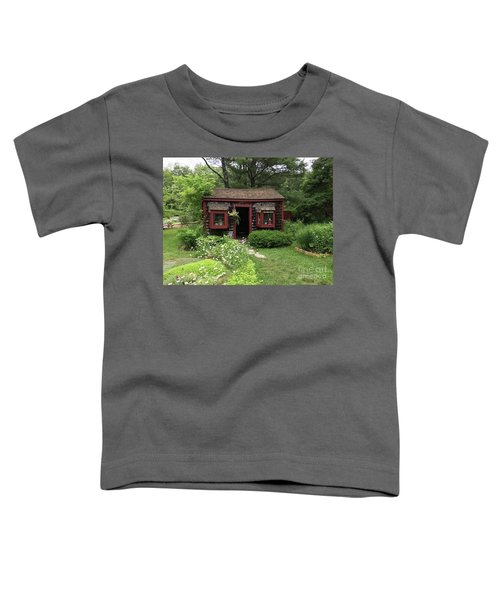 Drying Shed For Herbs Toddler T-Shirt