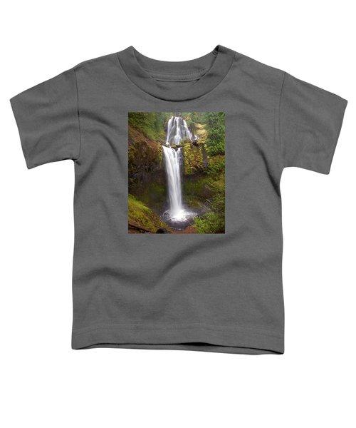 Dual Cascade Toddler T-Shirt