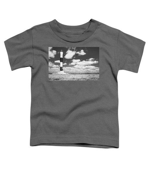 Dungeness Lighthouse. Toddler T-Shirt