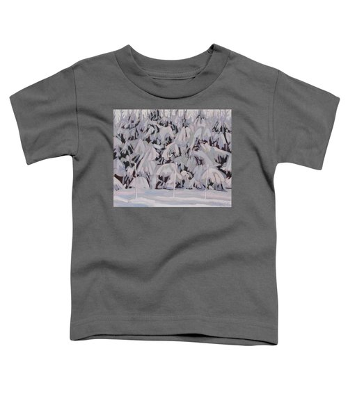 During The Storm Toddler T-Shirt