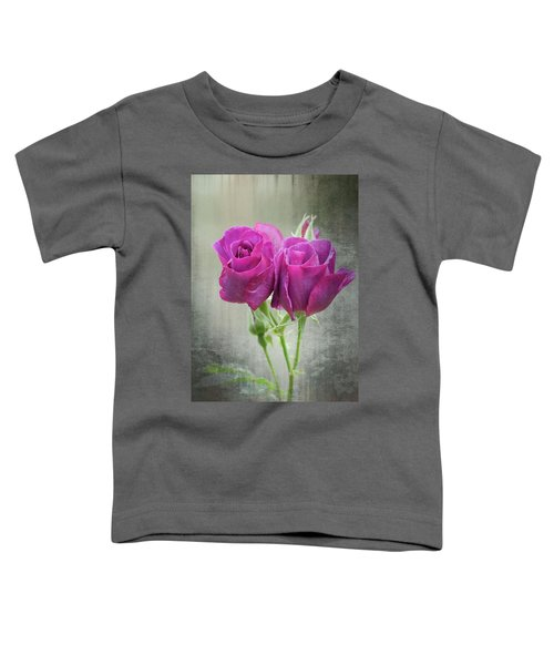 Dusty Roses Toddler T-Shirt