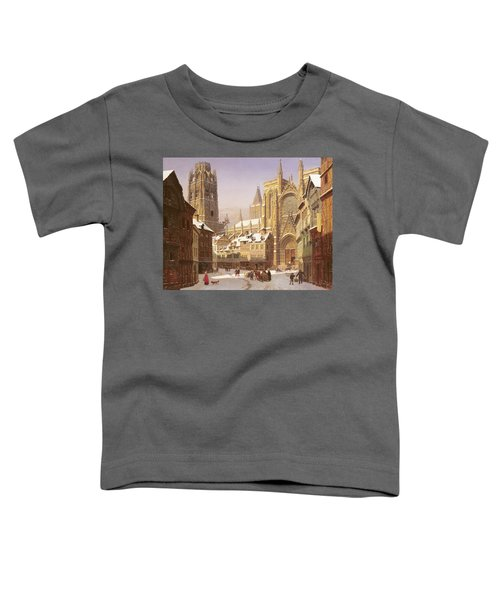 Dutch Cathedral Town Toddler T-Shirt