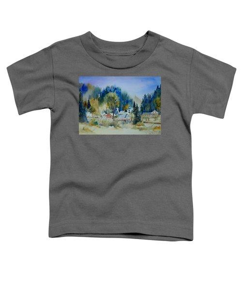 Dutch Flat Hamlet #2 Toddler T-Shirt