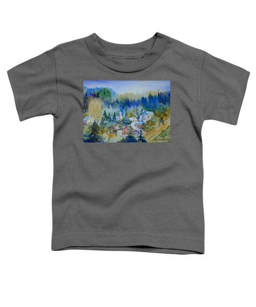 Dutch Flat Hamlet#3 Toddler T-Shirt