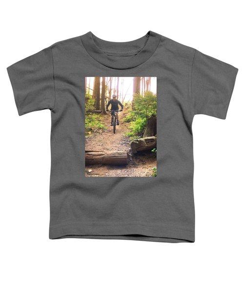 Eagle Jump Toddler T-Shirt