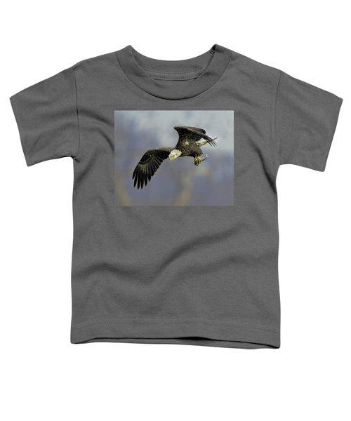Eagle Power Dive Toddler T-Shirt