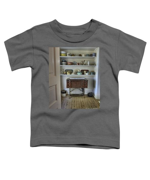 Early American Style Toddler T-Shirt