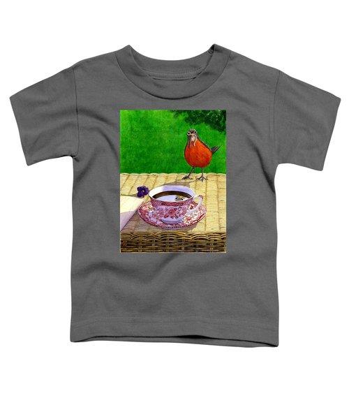Early Bird Toddler T-Shirt