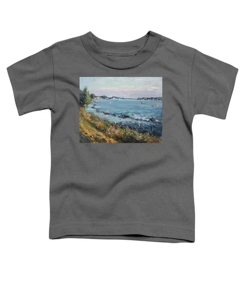 Early Evening At Gratwick Waterfront Park Toddler T-Shirt