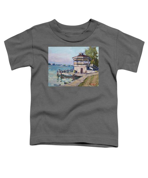 Early Evening At Niawanda Park Toddler T-Shirt