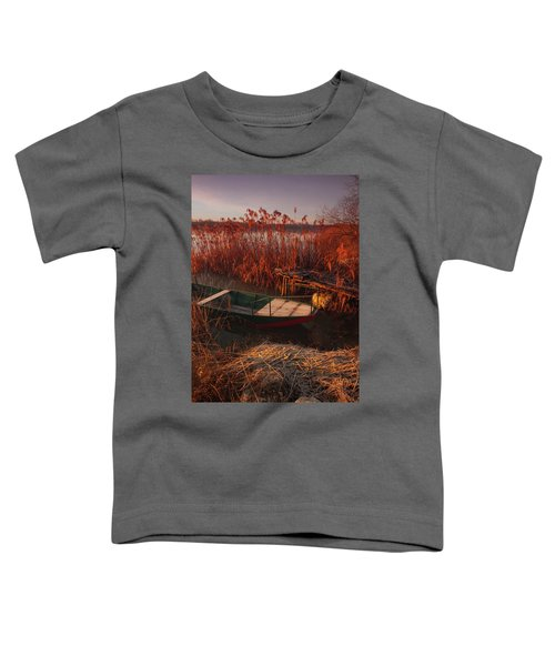 Early In The Morning Toddler T-Shirt