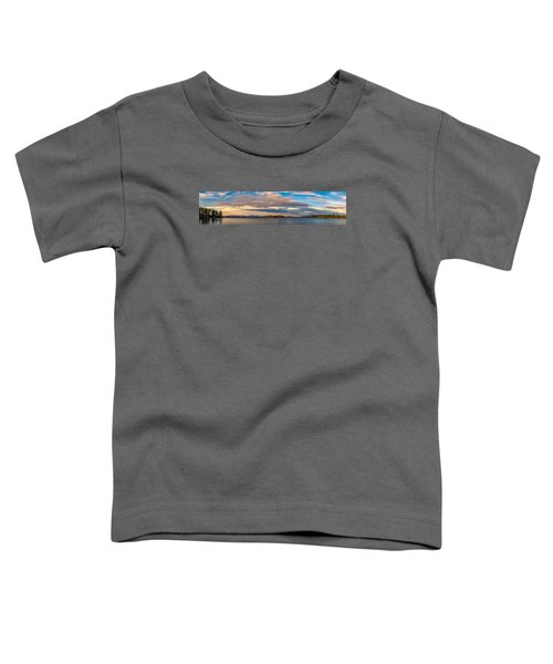 Early Morning At Lake Wentworth Toddler T-Shirt