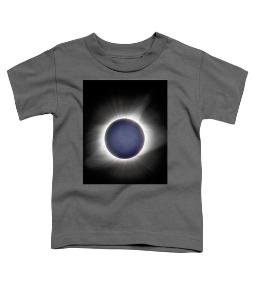 Earth-shine Toddler T-Shirt