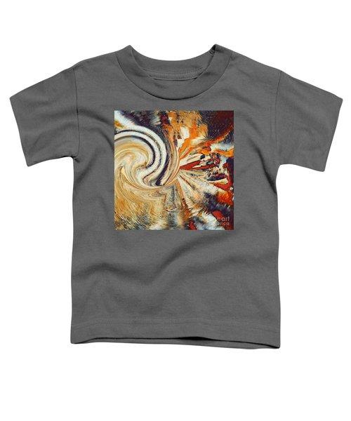 Earth Tones Toddler T-Shirt