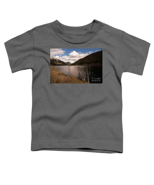 Earthquake Lake Toddler T-Shirt