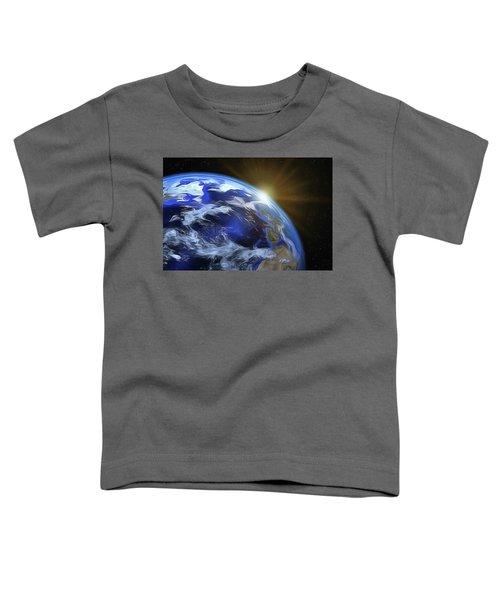 Earthview Toddler T-Shirt