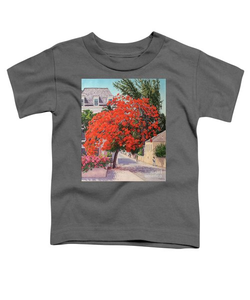 East And Shirley Street Toddler T-Shirt