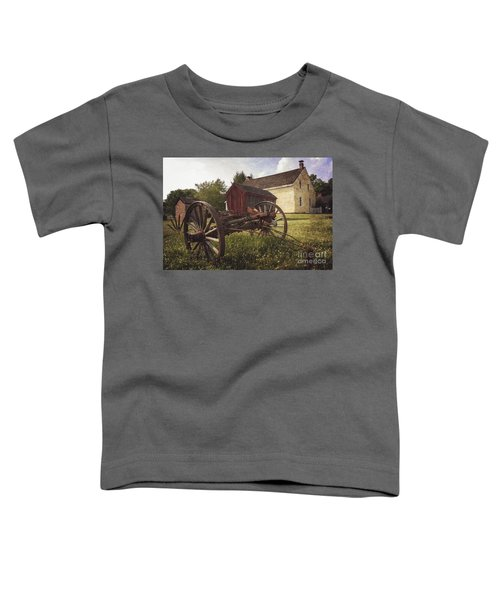 East Jersey Olde Town Toddler T-Shirt
