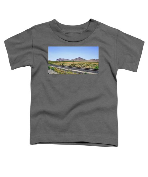 East To West Toddler T-Shirt