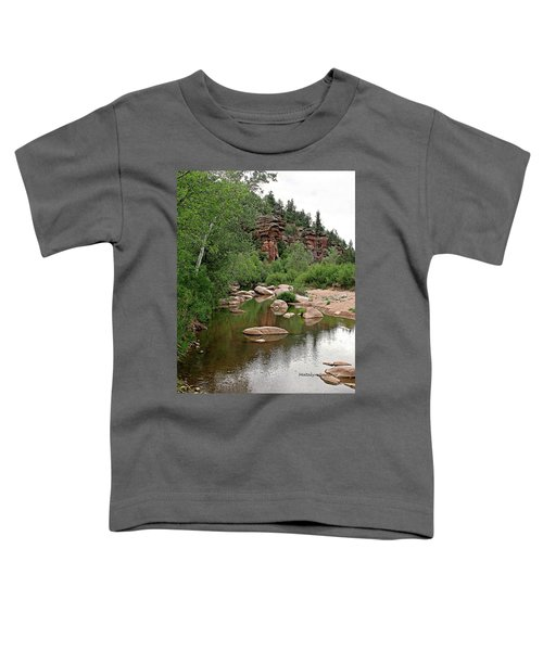 East Verde Spring Crossing Toddler T-Shirt