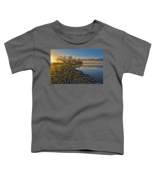 Easter Sunrise Toddler T-Shirt