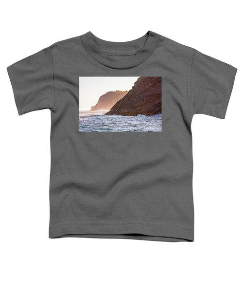 Eastern Coastline Toddler T-Shirt