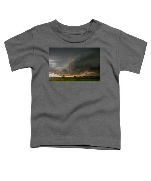 Eastern Nebraska Moderate Risk Chase Day Part 2 004 Toddler T-Shirt