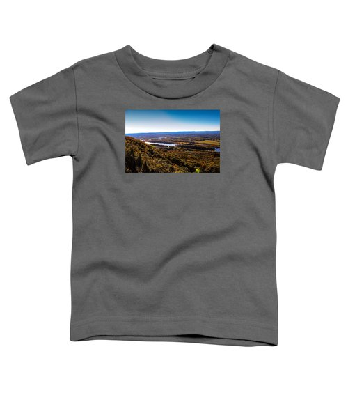 Easthampton View From Summit House Toddler T-Shirt