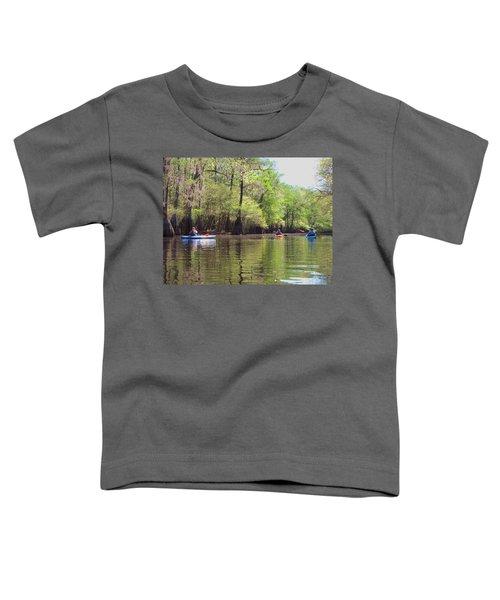 Ebenezer Creek Toddler T-Shirt