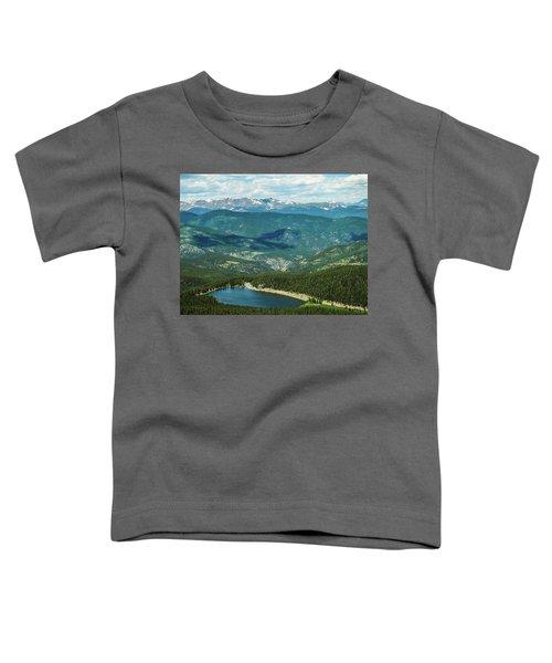 Echo Lake Toddler T-Shirt
