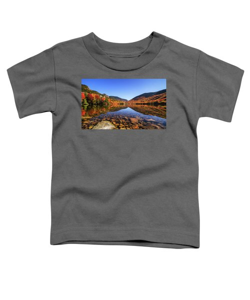 Echo Lake Toddler T-Shirt