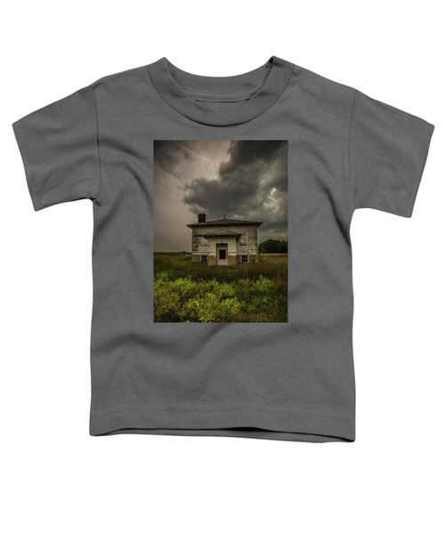 Eclipse Apocalypse Toddler T-Shirt