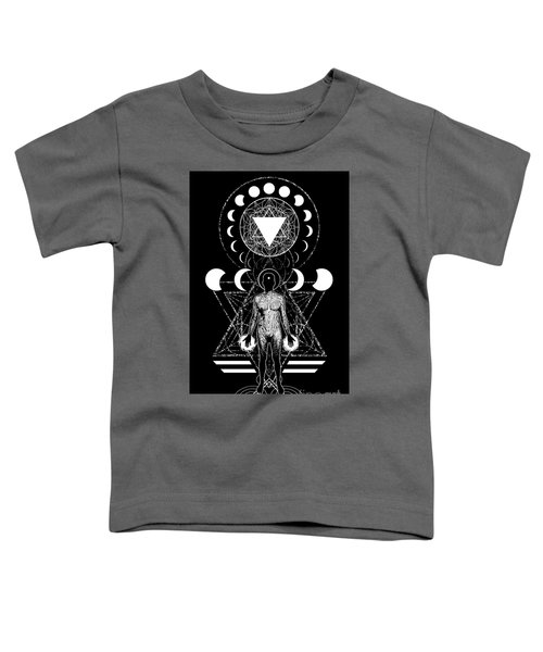 Eclipsed Toddler T-Shirt