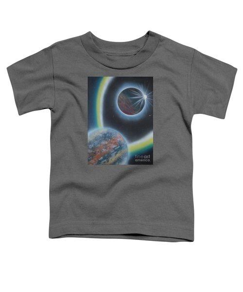 Eclipsing Toddler T-Shirt