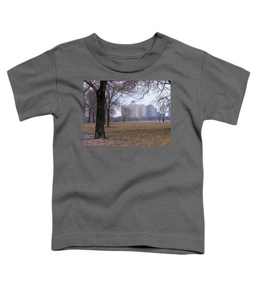 Edgewater Beach Apartments Toddler T-Shirt