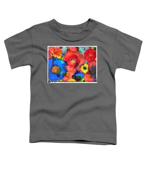 Efflorescence Toddler T-Shirt
