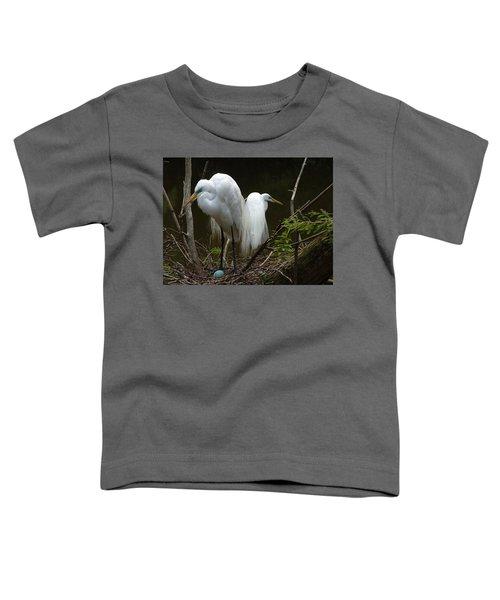 Egrets Toddler T-Shirt