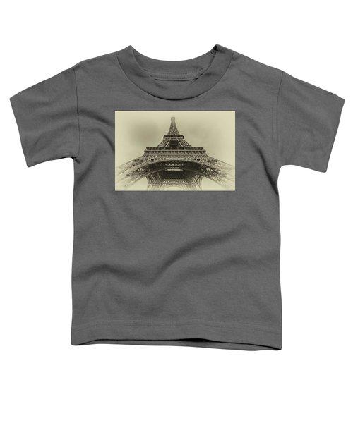 Eiffel Tower 2 Toddler T-Shirt