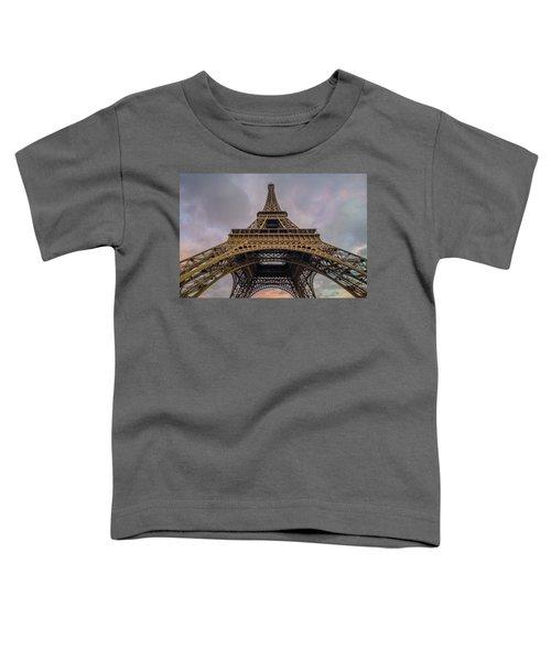 Eiffel Tower 5 Toddler T-Shirt