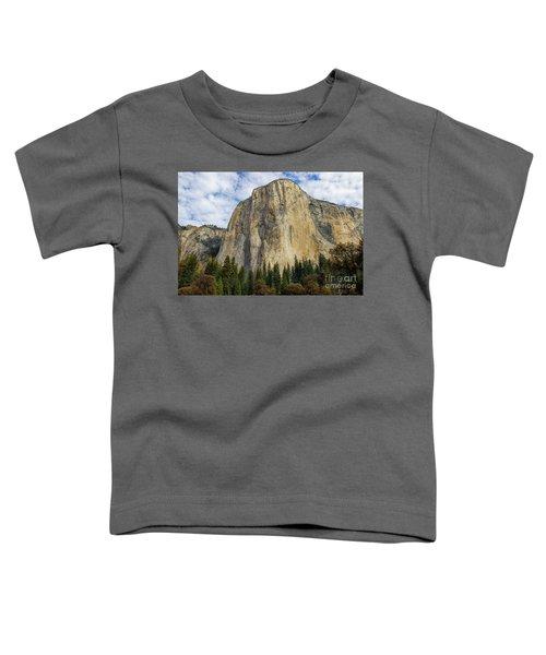 El Cap #2 Toddler T-Shirt