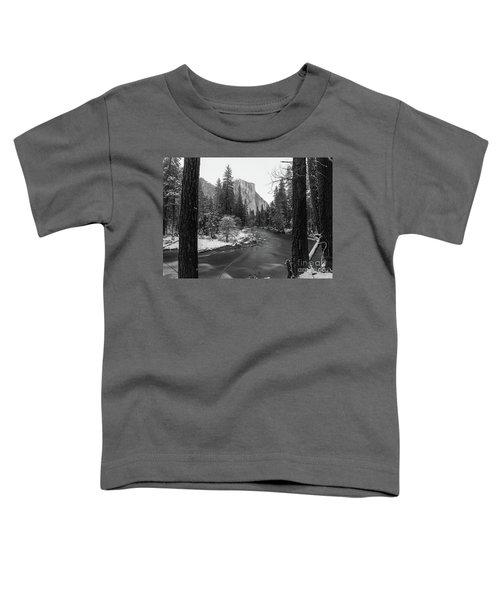 El Cap  Toddler T-Shirt