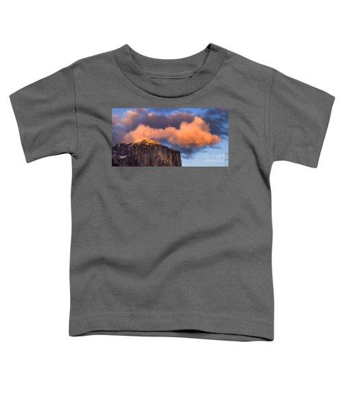 El Cap Glow Toddler T-Shirt