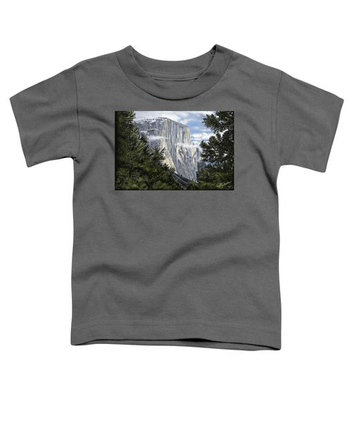 El Capitan Toddler T-Shirt