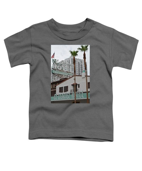 El Cortez Hotel Las Vegas Toddler T-Shirt