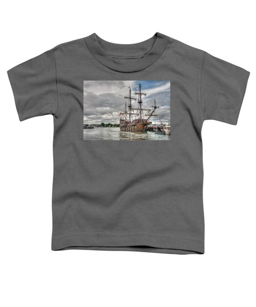 El Galeon Andalucia In Portsmouth Toddler T-Shirt