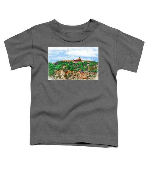 El Tovar At The Grand Canyon Toddler T-Shirt