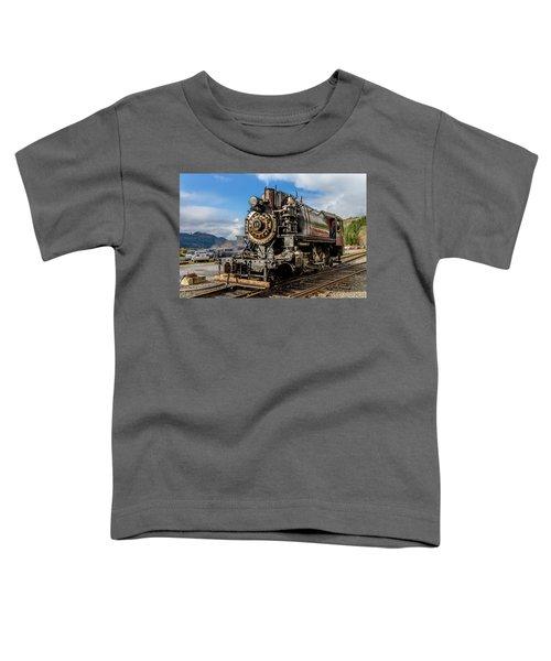 Elbe Steam Engine 17 - 2 Toddler T-Shirt